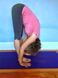 Featured Pose: Standing Forward Bend (Uttanasana) | YOGA FOR ...