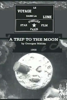 resensi film, film review, A Trip to the Moon, 1902, pic