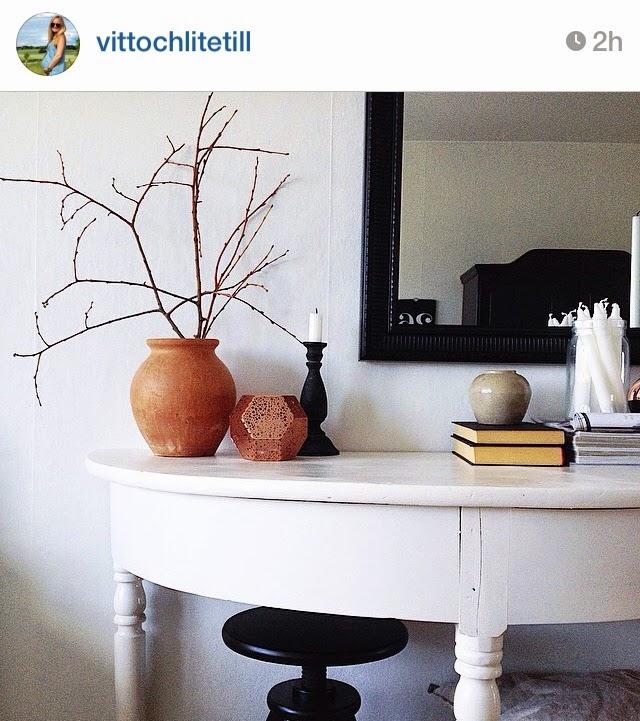 Selección Instagram llena de rincones con personalidad y detalles que inspiran