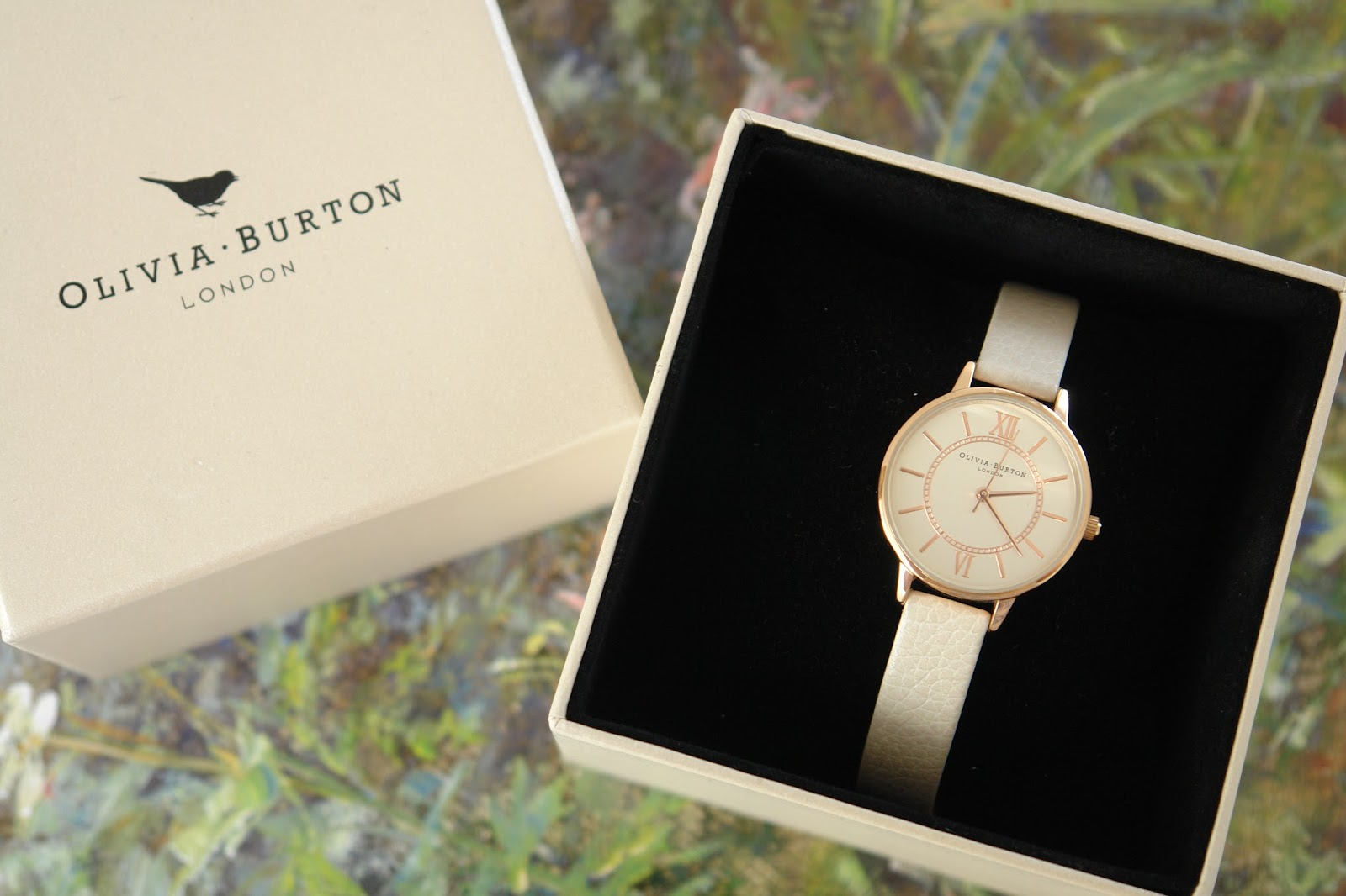 My Olivia Burton watch, Midi Dial Mink and Rose Gold Watch, review