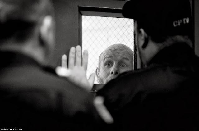 Los enfermos mentales en las prisiones