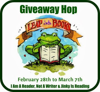 Leap Into Books Giveaway Hop (INT)