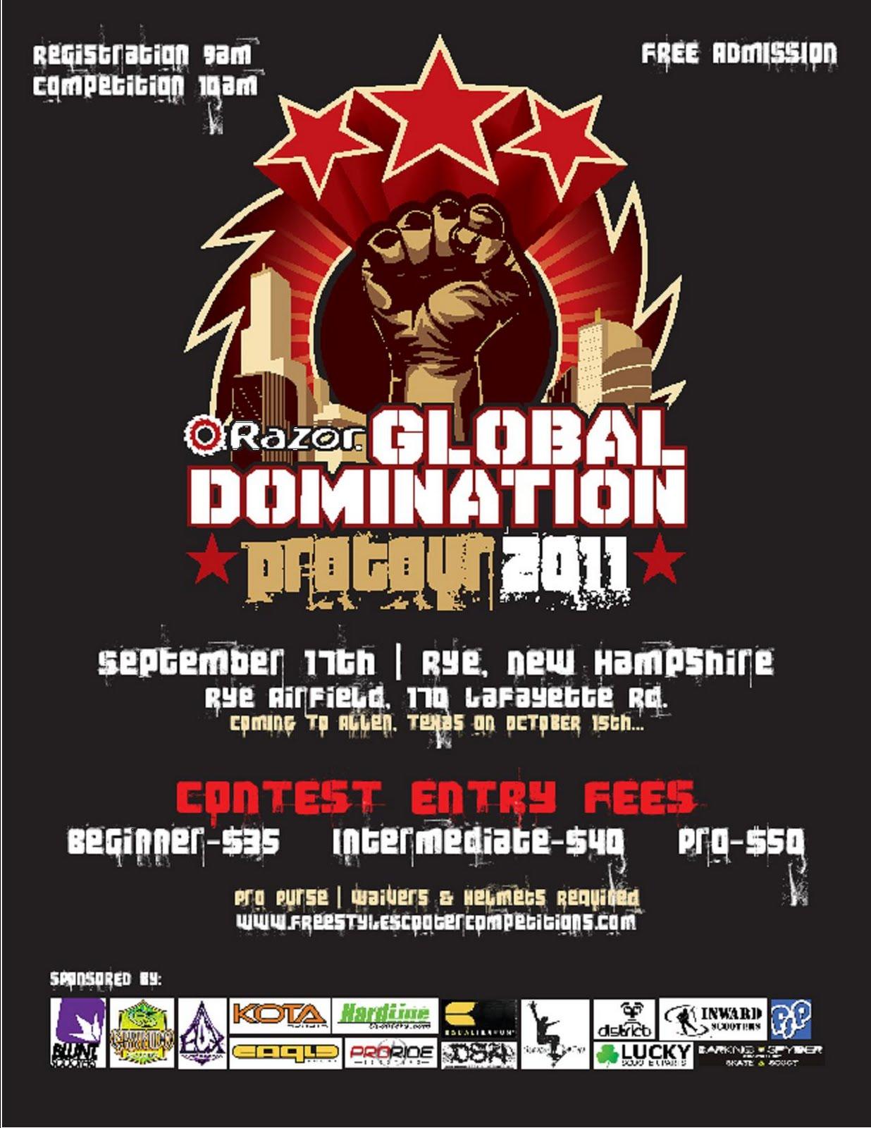 Lifestyle Crew Global Domination Lyrics
