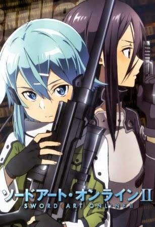 Sword Art Online II GGO 2014