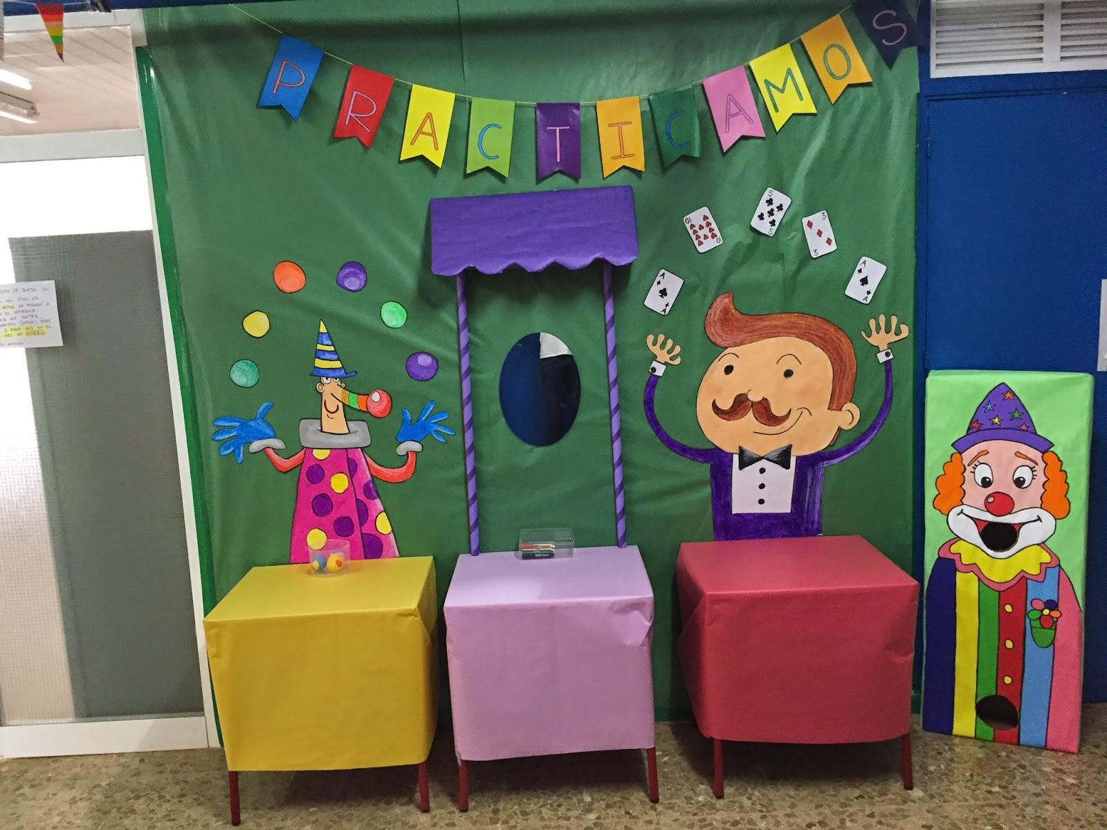 El rincon de la maestra ix semana de las letras un for Caja de colores jardin infantil