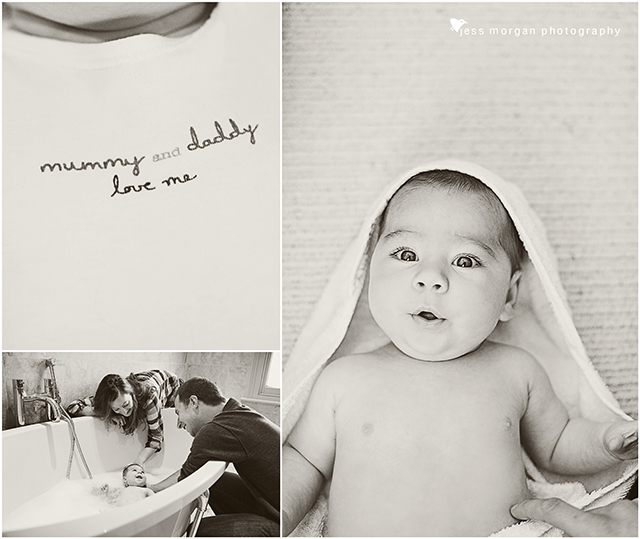 Weybridge baby photographers