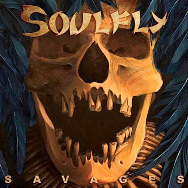Soulfly - Savages 2013