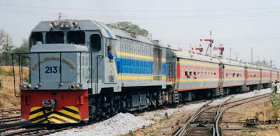 train+naija - FG to invest N1.6tn in railway