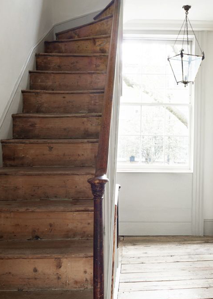 FMF Compagnie Wood Floor Inspiration via Pinterest