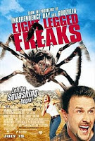 Sinopsis Film Eight Legged Freaks