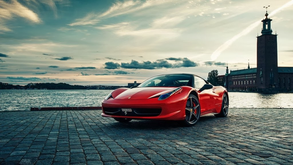 Ferrari 458 Scuderia HD Wallpaper