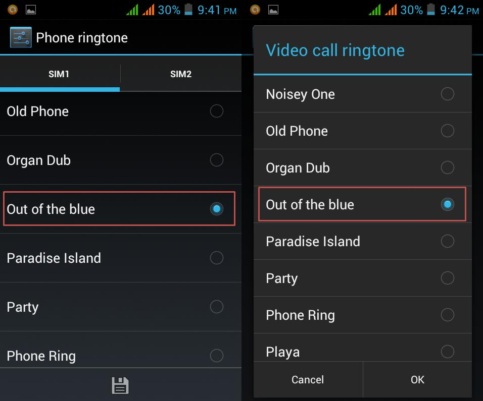 How To Set A Ringtone On Samsung Galaxy Centura Android App Android
