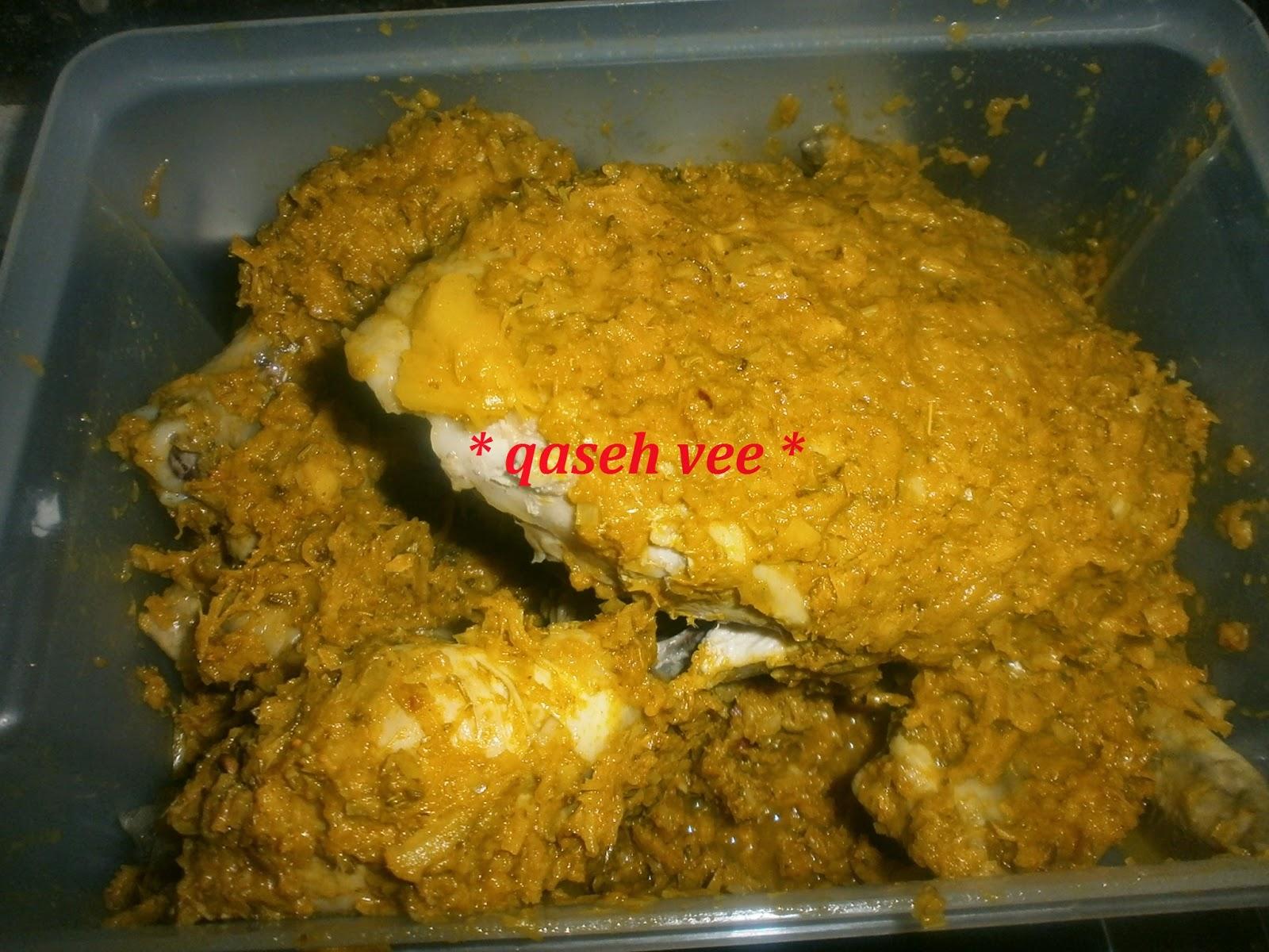 Ayam Golek Berempah