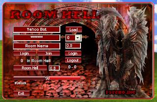 Yahoo Room Hell - Room Booter