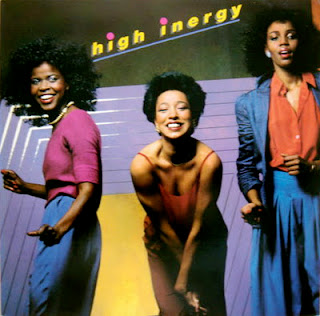 HIGH INERGY - HIGH INERGY (1981)