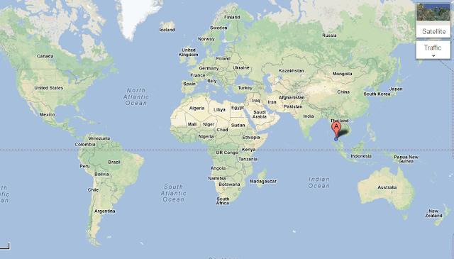Where is Phuket Island?