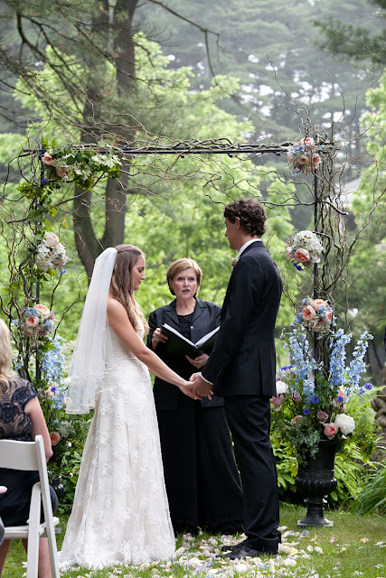 Yaddo Gardens Wedding Arch