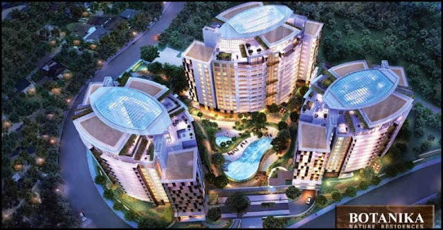 Botanika Nature Residences by Filinvest Alabang