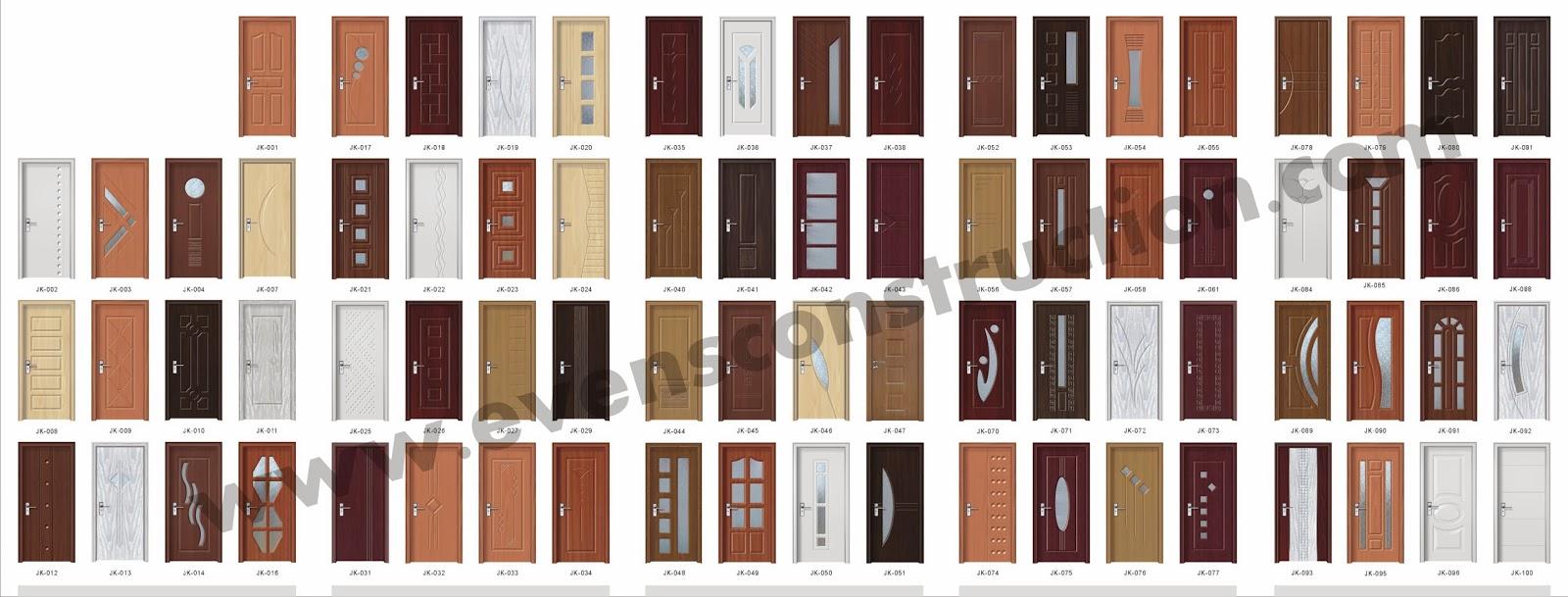 Evens construction pvt ltd doors for Commercial interior doors