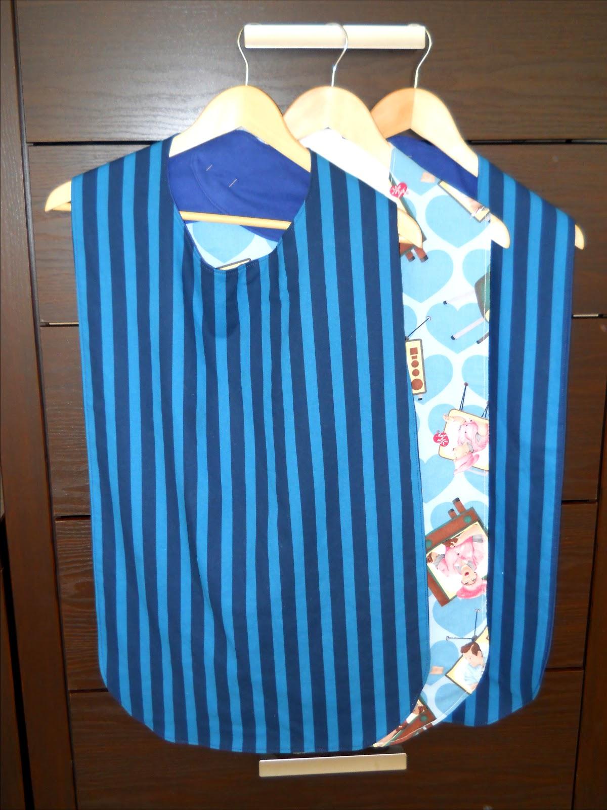 Sew With Aloha Adult Bibs