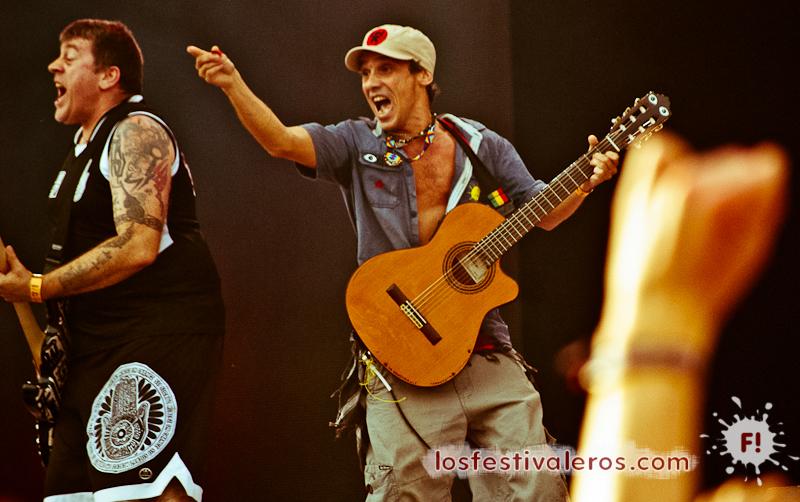 Manu Chao Roskilde 2014 #RF14