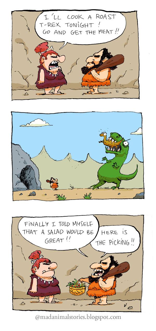prehistoric diet