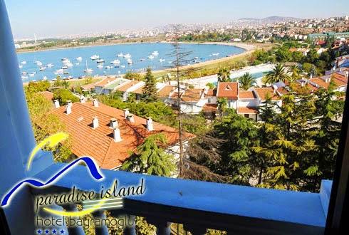 paradise-island-hotel-deniz-manzarası