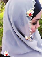 Custom Made Tudung Siti chiffon