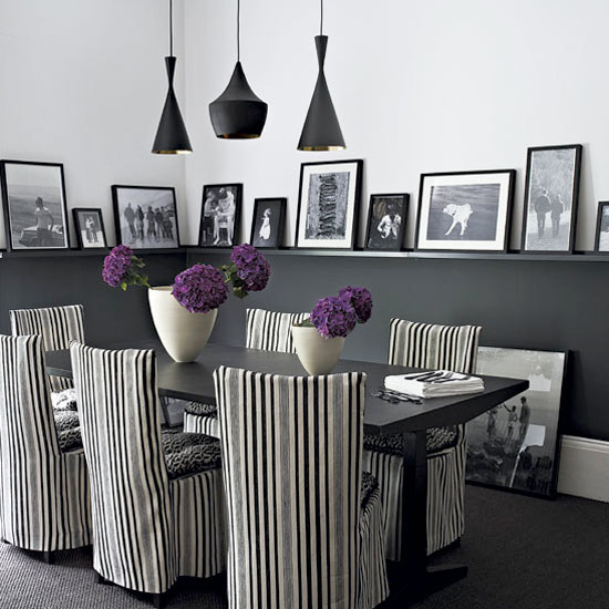 Modern Dining Room Table For 8