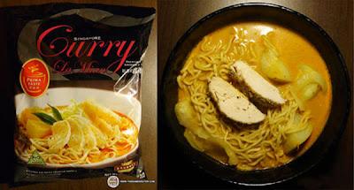 Prima Taste Singapore Curry La Mian, Singapore