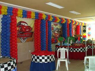 fotos de Decoração para Festa Infantil