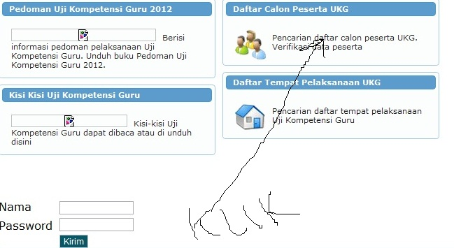 Download Kisi Kisi Ukg Kemdikbud 2012