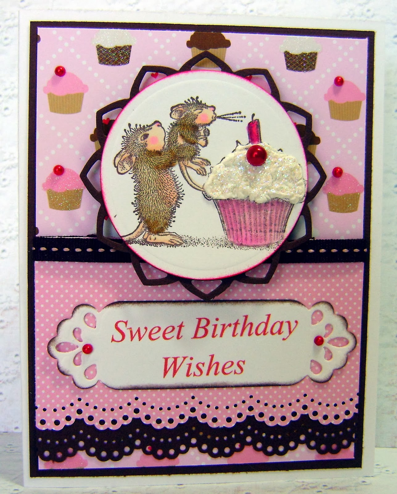 Stampwilly Designs: Sweet Birthday Wishes