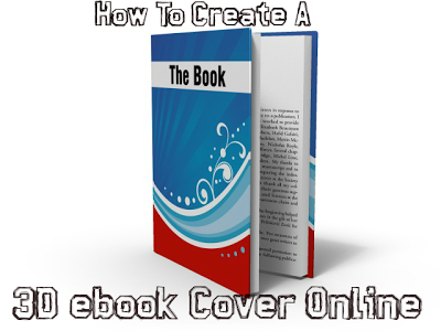 How to Design and Create Professional 3D ebook Cover Online