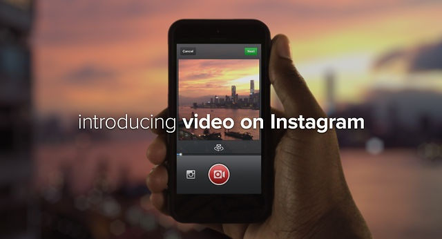 App 2: Instagram videos released iOS/Android