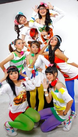 Super Girls Band