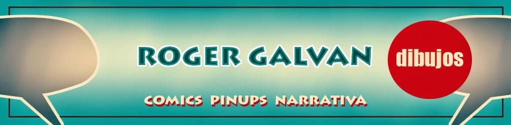 ROGER GALVAN - dibujos