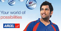 Dhoni-Aircel