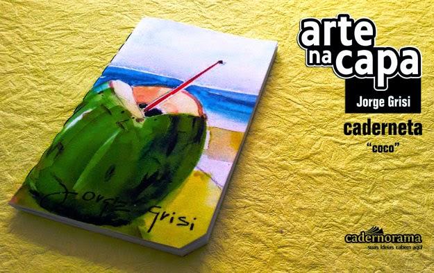 Arte na Capa com Jorge Grisi
