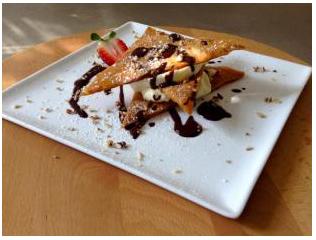 Shakin & Bakin Foodie Blog: Lemon Mousse Napoleons with ...