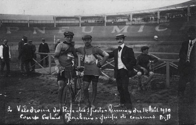 L'ancien vélodrome qui fut aussi un torodrome