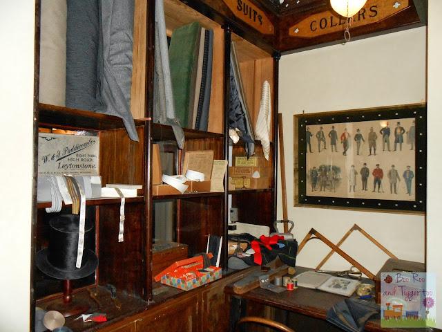 Museum of London - Tailors