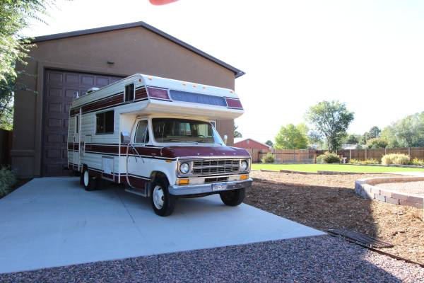 Used Rvs 1978 Brougham Ford Rv For Sale For Sale By Owner