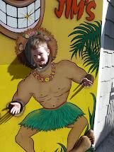 Myrtle Beach Barefoot Boy