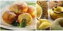 resep donat durian enak dan lezat
