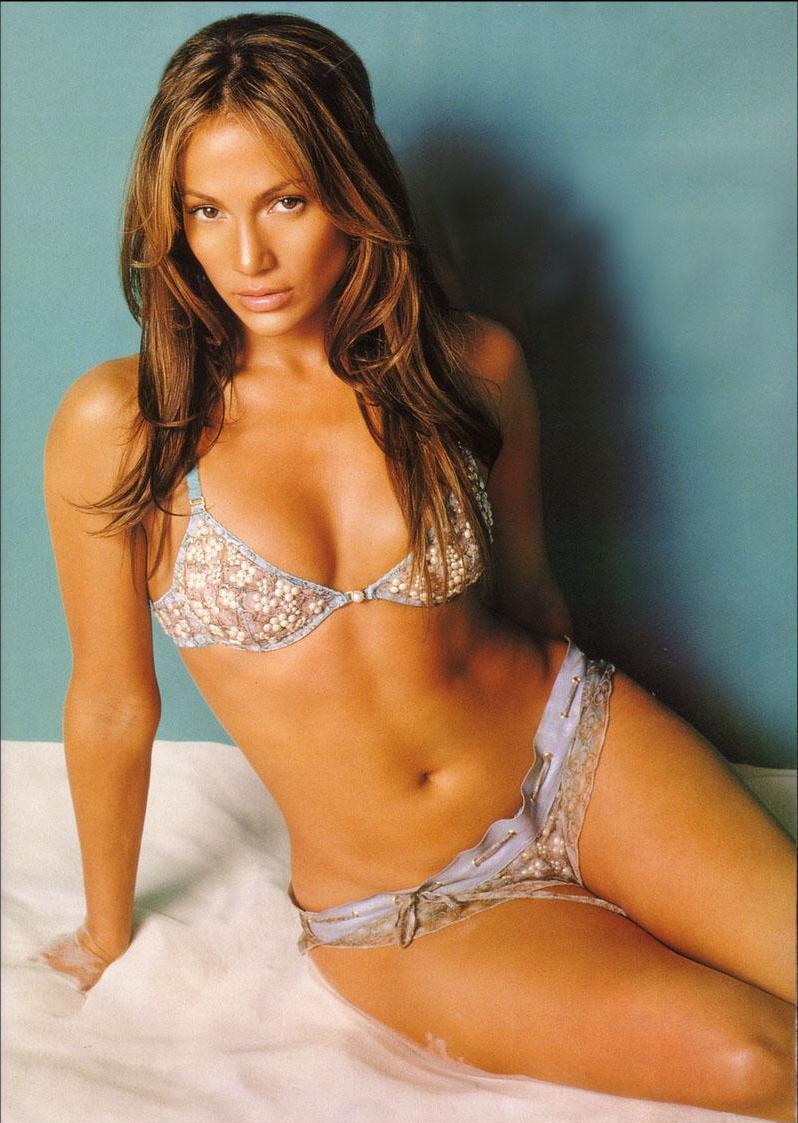 Jennifer Lopez hot bikini