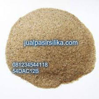 Jual pasir silika tuban dengan kadar silika 97%