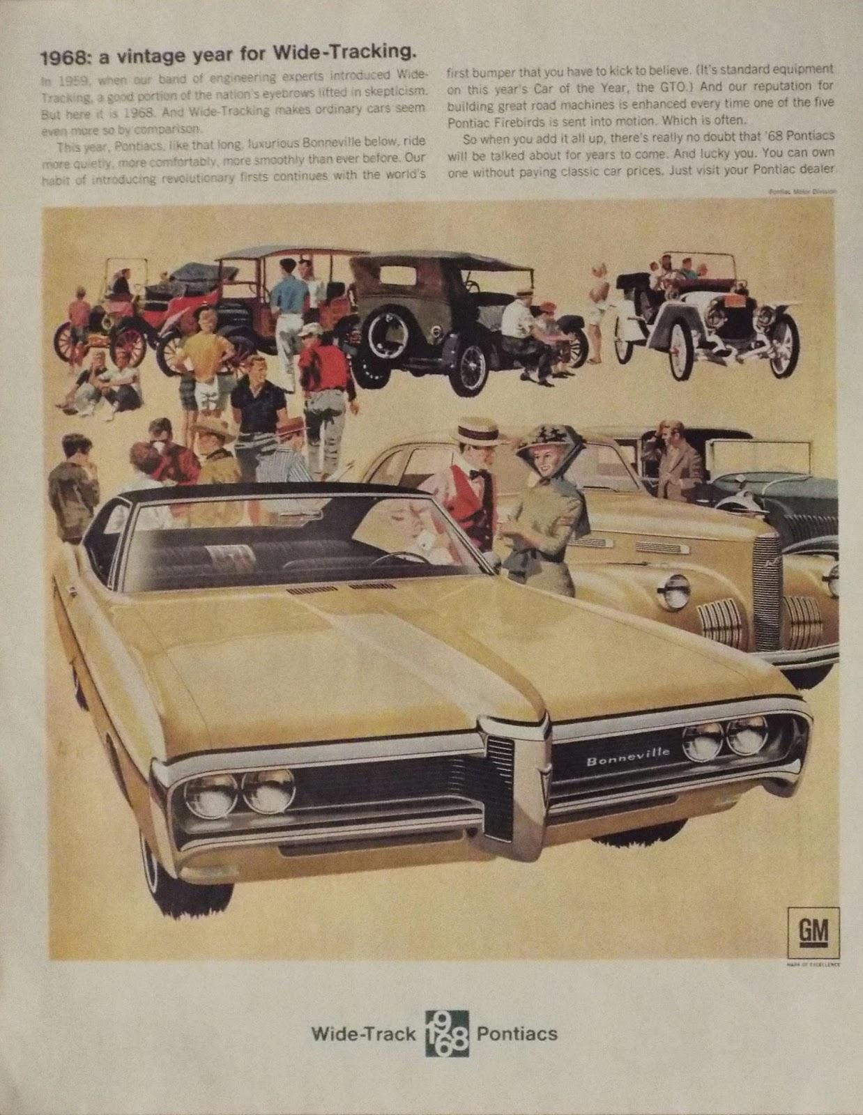 Vintage Magazine Ads: Vintage Car Ads