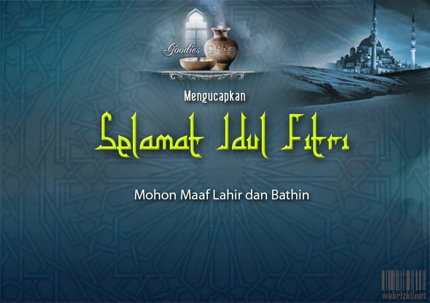 Kata Kata Ucapan Selamat Lebaran Idul Fitri 1435 H 2014   Review ...