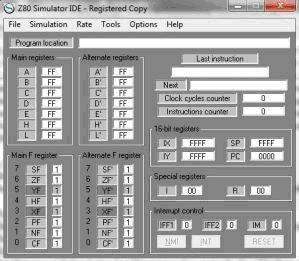 Zilog z80 zilog z80 by smdt muhammad nogi bramantyo 11376 untuk memanggil assembler gunakan menu tools assembler untuk memanggil simulation log viewer gunakan menu tools simulation log viewer ccuart Choice Image
